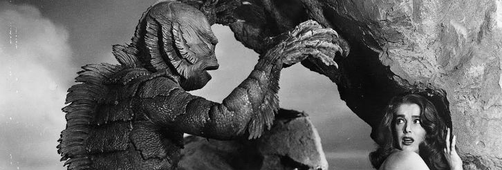 Monster Monday: Creature from the Black Lagoon