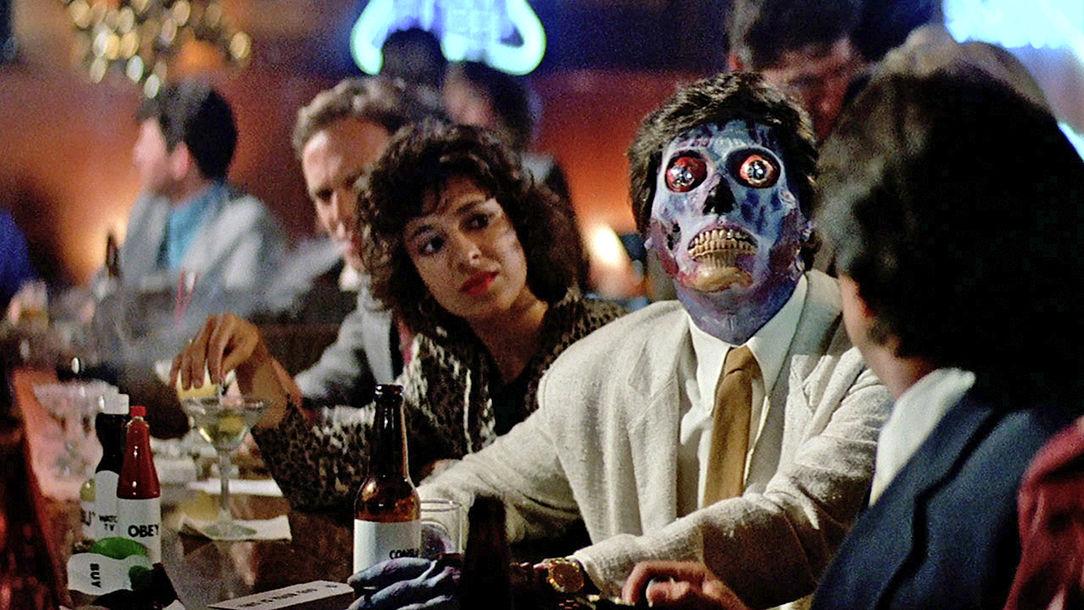 *** Local Caption *** They Live, , John Carpenter, USA, 1988, V'16, Spielfilme