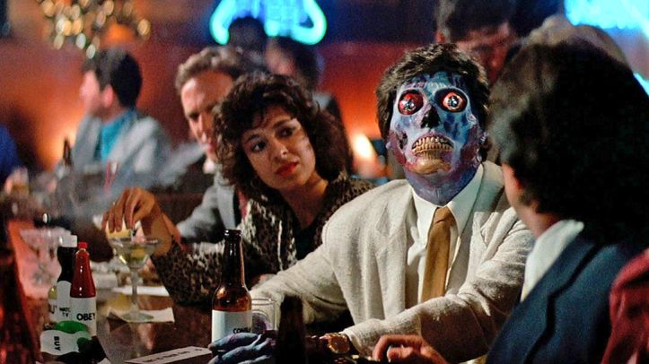*** Local Caption *** They Live, , John Carpenter, USA, 1988, V'16, Spielfilme