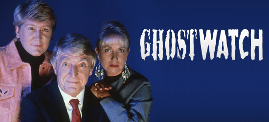 31 Days of Halloween: Ghostwatch