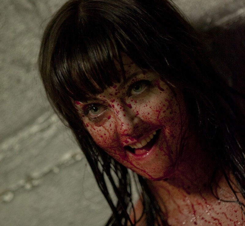 Women in Horror Month: Katharine Isabelle