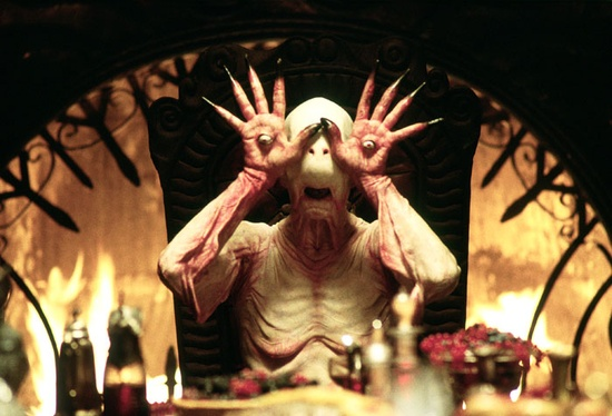 Monster Monday: Pan's Labyrinth