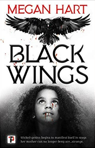 Creepy Reads: Black Wings by Megan Hart