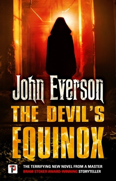 Flame Tree Press Blog Tour: The Devil's Equinox by John Everson